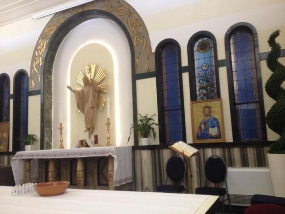 Chiesa di Torino lascia il posto ad un sushi bar