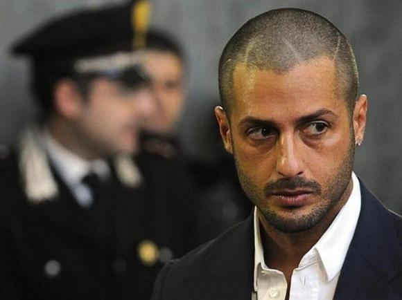 Fabrizio Corona in permesso speciale per divorziare da Nina Moric