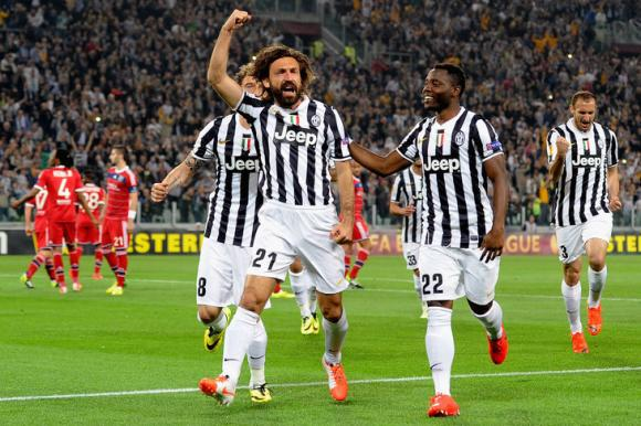 La Juventus vola in semifinale di Europa League