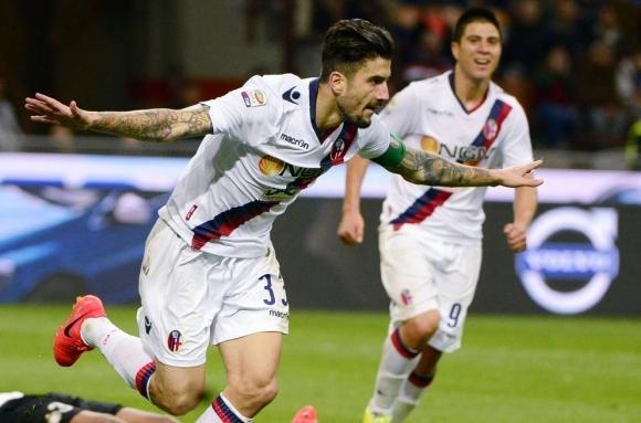Inter, solo 2-2 contro un modesto Bologna