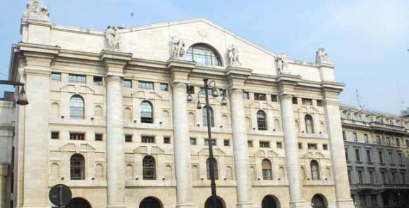 Piazza Affari la migliore d'Europa: a + 3,44%. Boom dei BTP Italia