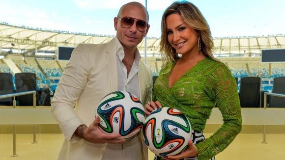Mondiali Brasile 2014: Pitbull pubblica la canzone ufficiale