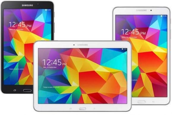 Samsung Galaxy Tab 4: presentati tre nuovi tablet [Schede Tecniche]
