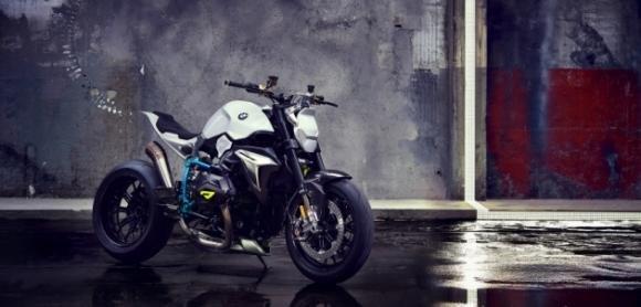 BMW Concept Roadster a Villa d'Este 2014