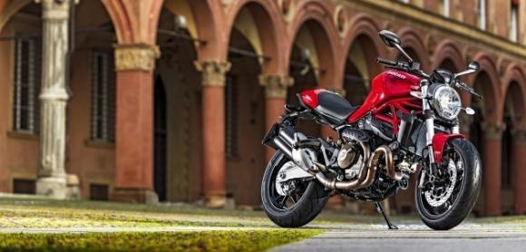 Il nuovo Ducati Monster 821 debutta a Bologna