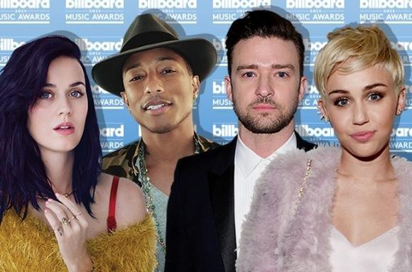 Billboard Music Awards 2014, i vincitori