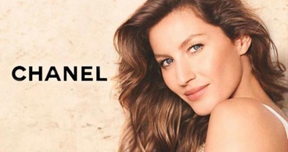 Gisele Bundchen è il nuovo volto di Chanel N°5