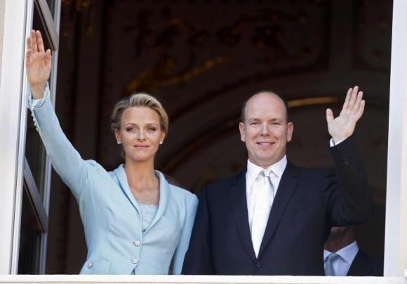 Monaco: Charlene e Alberto di Monaco aspettano un bambino