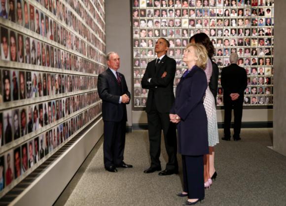 Ground Zero, inaugurato il museo in memoria delle vittime