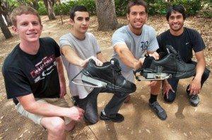 PediPower: la scarpa che ricarica lo smartphone