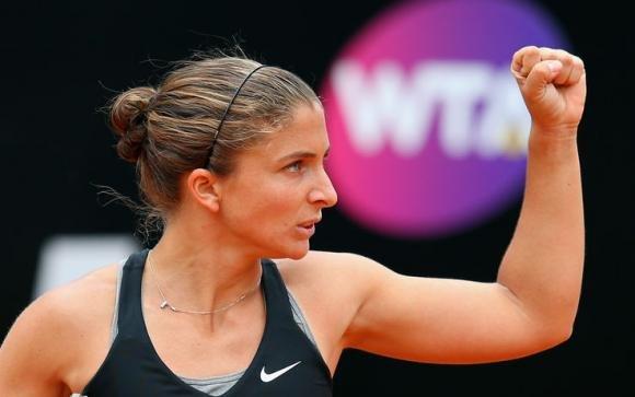 Sara Errani batte la Na Li. Ora la semifinale contro la Jankovic