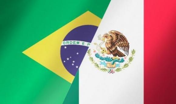 Mondiale 2014: Brasile-Messico a reti bianche