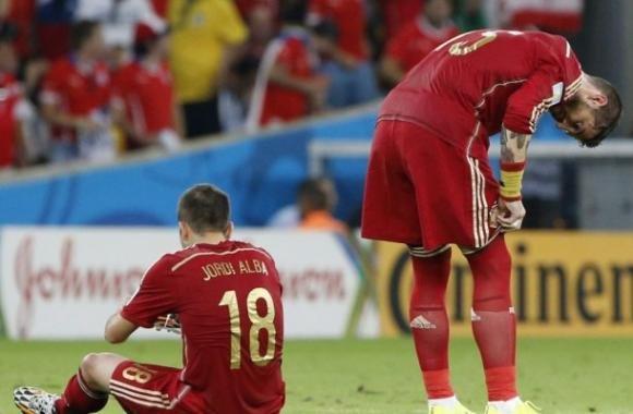 Spagna: clamoroso, eliminata dai Mondiali 2014 torna a casa
