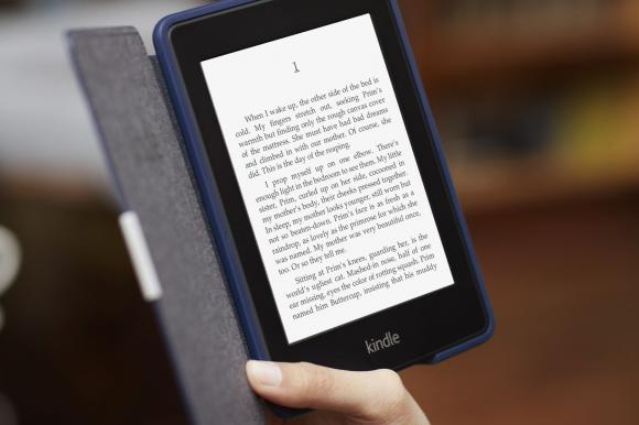Amazon: su Kindle adesso i libri si ascoltano