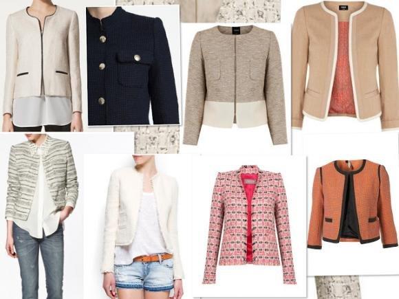 Il blazer Chanel rivisto, per una moda sempre attuale e di tendenza
