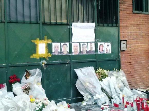 Macrolotto: svolti i funerali dei cinesi morti nell'incendio