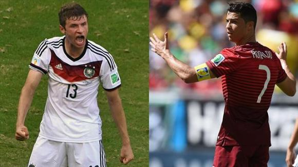 Mondiale 2014: Super Germania, 4-0 al Portogallo