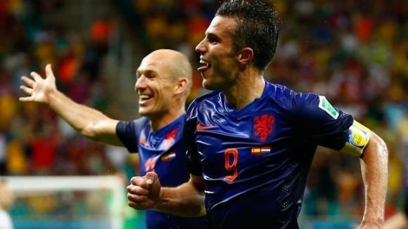 Olanda show: rimonta e vittoria contro l'Australia