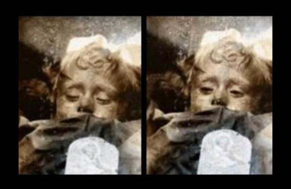 Palermo: smentito il miracolo della mummia della piccola Rosalia Lombardo