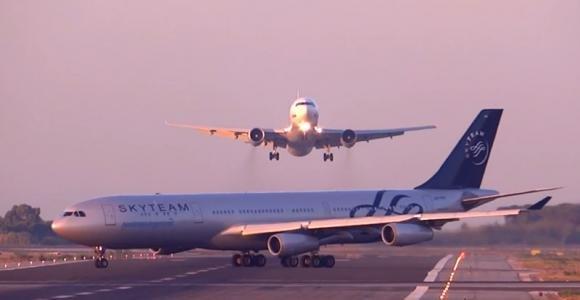 Aeroporto di Barcellona: sfiorato disastro aereo