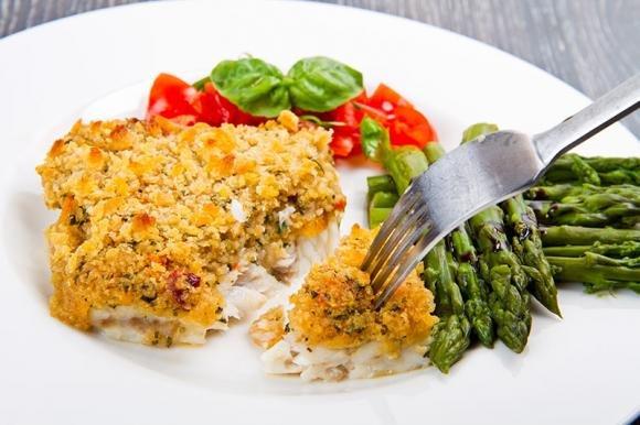 Ricetta Pesce Spada Gratinato Le Ricette Di Fidelity Cucina