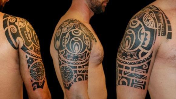 Tatuaggi Maori: significato dei simboli e posizionamento
