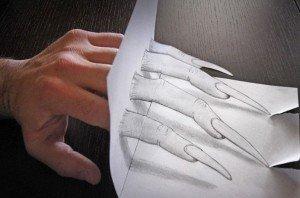I disegni 3D che ingannano il cervello di Alessandro Diddi
