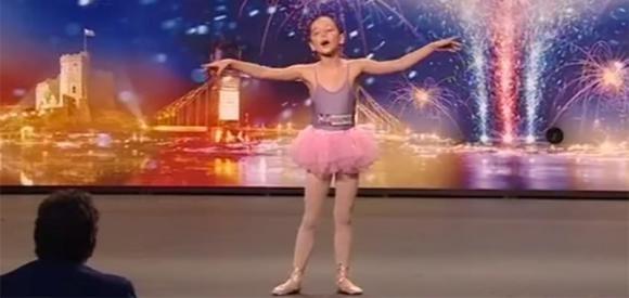 Britain's got talent: una bambina stupisce tutti con la sua esibizione