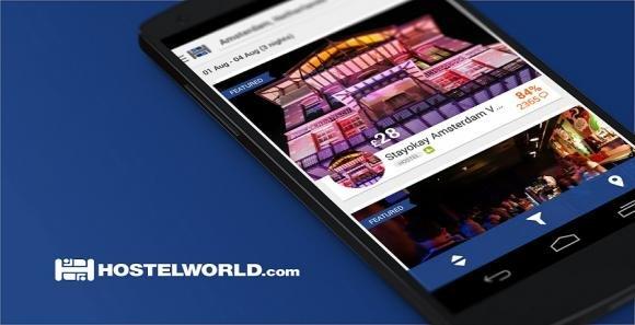 Hostelworld: la nuova app per prenotare un ostello