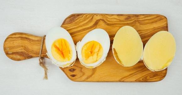 Un trucco per delle uova sode davvero particolari