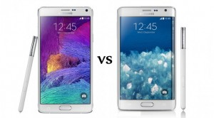 Samsung Galaxy Note Edge vs Samsung Galaxy Note 4: il confronto