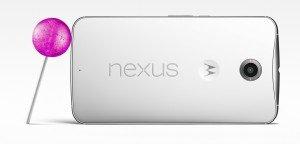 Nexus 6: ecco la scheda tecnica del nuovo phablet Motorola