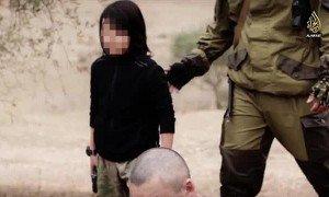 Isis: ecco il video del bambino killer che ha sconvolto il mondo