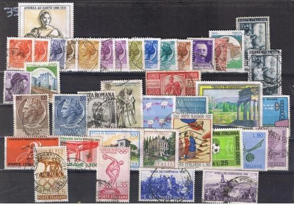 Il programma dei francobolli che saranno emessi dalle Poste Italiane nel 2015