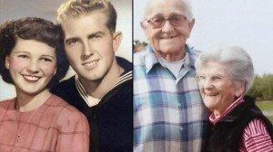 Stati Uniti: sposati da 67 anni muoiono a poche ore di distanza