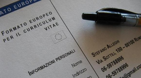 Come compilare il curriculum vitae europeo