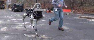 Ecco il video di Spot: il cane robot di Google