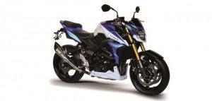 Nuova Suzuki GSR750 SP, una naked con tanta personalità