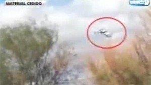 Ecco il VIDEO dello scontro tra i due elicotteri in Argentina
