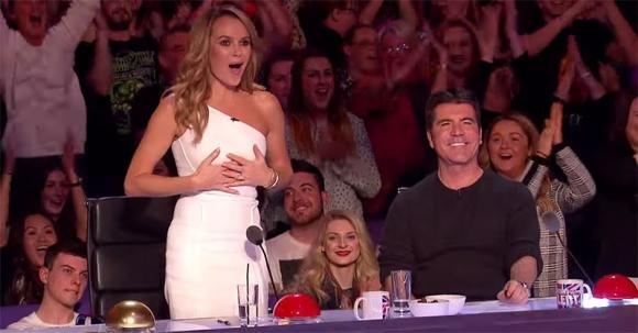 Britain's got Talent: questo ragazzo sembra timido ma quando canta è standing ovation