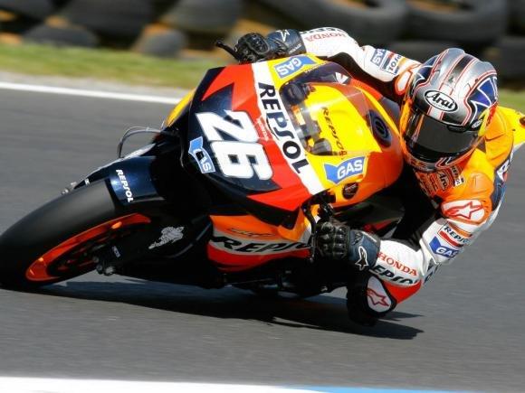 MotoGP: Pedrosa sotto intervento, sarà sostituito da Hiroshi Aoyama