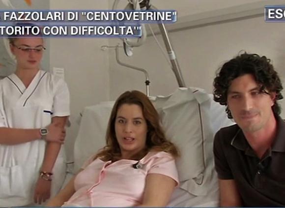 Daniela Fazzolari è diventata mamma del piccolo Andrea