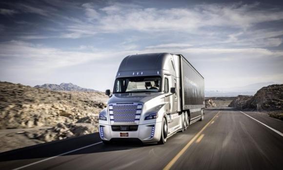 Inspiration Truck: ecco il camion che guida da solo