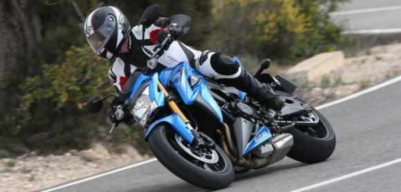Moto Suzuki: nuova GSX-S1000 ABS e listini prezzi aggiornati