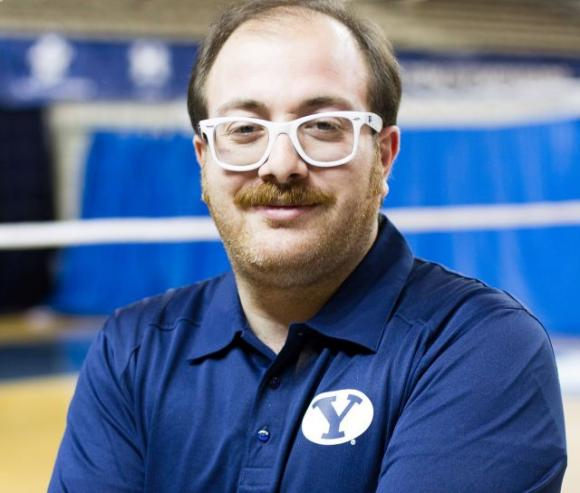 Giuseppe Vinci, emigrato negli Usa per fare l'allenatore di volley