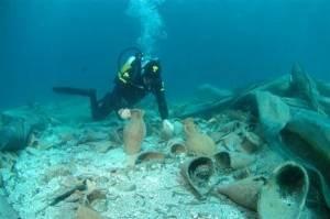 Relitto di una nave romana rinvenuto nelle acque galluresi. Ecco il VIDEO