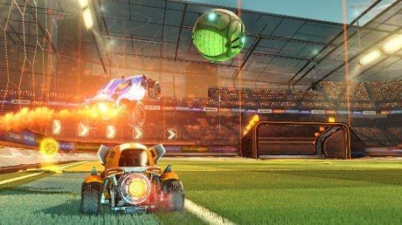 Rocket League: il calcio visto da un'altra prospettiva