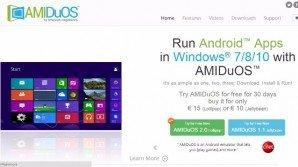 Come portare ogni applicazione di Android su Windows grazie ad AmiDuos