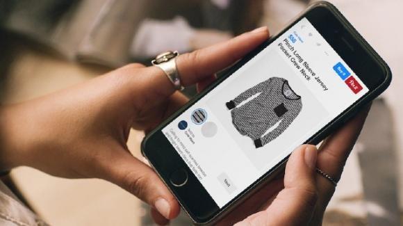 """Pinterest si apre all'e-commerce con i """"Pin acquistabili"""""""