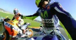 MotoGP a Valencia: ecco cosa succede a Valentino Rossi a fine gara